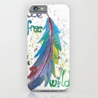 Be Free Be Wild iPhone 6 Slim Case