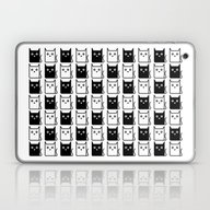 A Chess Of Cats Laptop & iPad Skin