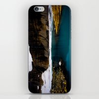 Grinell Glacier  iPhone & iPod Skin