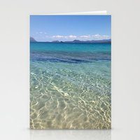 Sardinia Stationery Cards