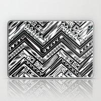BW ETHNIC CHEVRON Laptop & iPad Skin