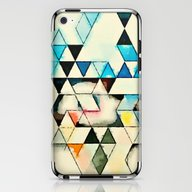 Geometric W1 iPhone & iPod Skin
