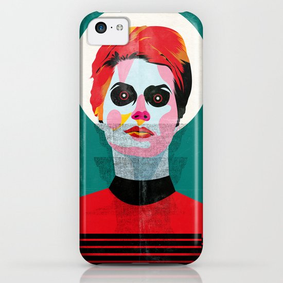 girl_131113 iPhone & iPod Case