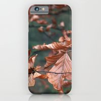 iPhone & iPod Case featuring Autumn Leaves by Marisa Jane