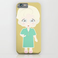 Girls in their Golden Years - Rose iPhone 6 Slim Case