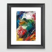 Hubbabaloo Framed Art Print