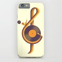 Retro Sound iPhone 6 Slim Case