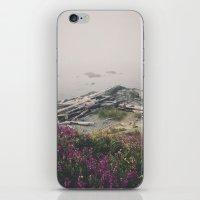 Ocean Fog iPhone & iPod Skin