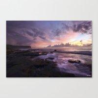 Magic light Canvas Print