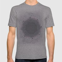 CYBERDOT Mens Fitted Tee Athletic Grey SMALL
