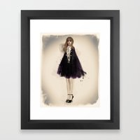 FI01 Framed Art Print