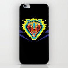 Roar iPhone & iPod Skin