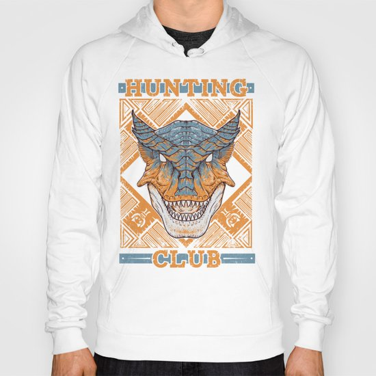 Hunting Club: Tigrex Hoody