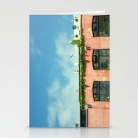 all covered in vines Stationery Cards