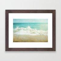 Sea-Licous Framed Art Print