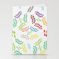 ORGANIC & NATURE (COLORS… Stationery Cards