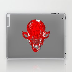Fox Skull Laptop & iPad Skin