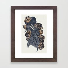 Midnight Nostalgia Framed Art Print