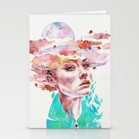 I Came To Earth To Haunt… Stationery Cards