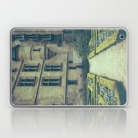 French Garden Maze Laptop & iPad Skin