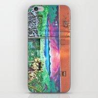 woodwards art iPhone & iPod Skin