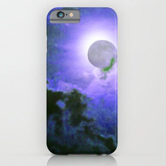 Summer Full Moon iPhone & iPod Case