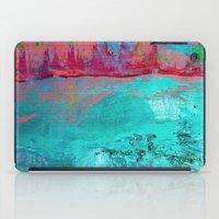 Turquoise Ocean iPad Case