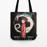 Spirit and Magic Tote Bag