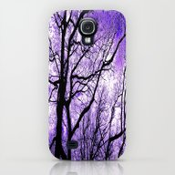 The Trees Know (purple) Galaxy S4 Slim Case