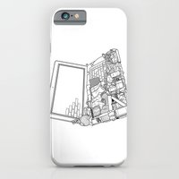 Laptop Surroundings iPhone 6 Slim Case