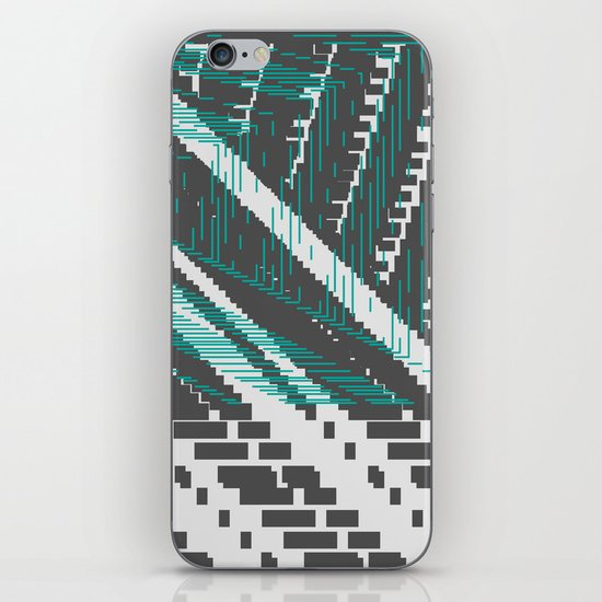 GAP GAP GAP iPhone & iPod Skin