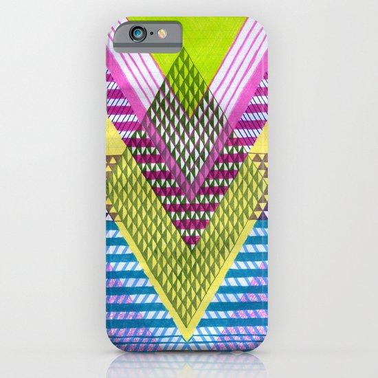 Isometric Harlequin #7 iPhone & iPod Case