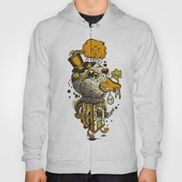 A Disorientated Duck Goe… Hoody