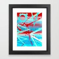 The Olympiad Framed Art Print