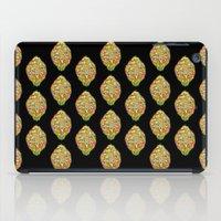 Lemon (Citron) iPad Case