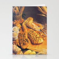Bread Stationery Cards