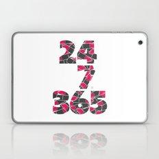 24-7/365 (Lipstick) Laptop & iPad Skin