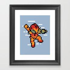 MegaTroid Framed Art Print