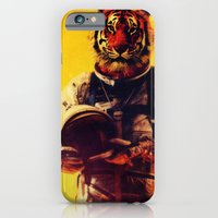 iPhone & iPod Case featuring I'm from the future by rubbishmonkey