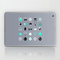 8-Bit Bling Laptop & iPad Skin
