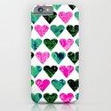 love circuit, Colors set 3 iPhone & iPod Case