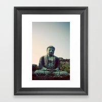 Kamakura Japan Framed Art Print
