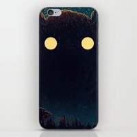 Lost Voices iPhone & iPod Skin