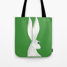 tenzin rabbit Tote Bag