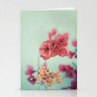 Spring bouquet 3 Stationery Cards
