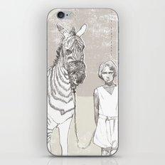 My Pet Zebra iPhone & iPod Skin