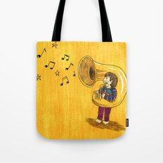 The Dream Of My Childhood Tote Bag