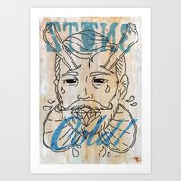 Don't Forget About Your … Art Print