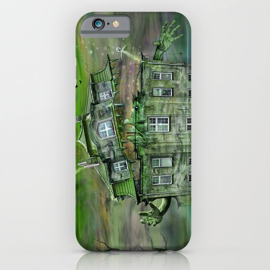 The Ghosthouse iPhone & iPod Case