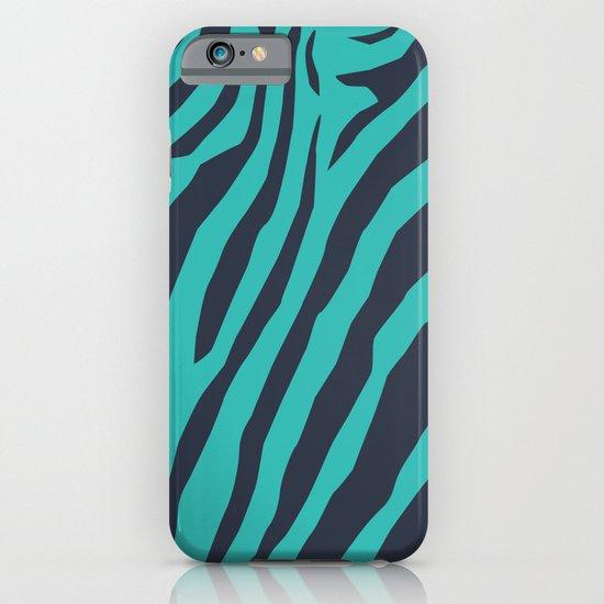 Zebra's Not Dead II iPhone & iPod Case
